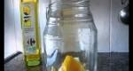 Aceite anticelulítico casero
