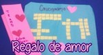 Crucigrama de amor para San Valentín