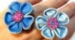 Flor anillo