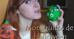 Monstruos guarda chuches para Halloween