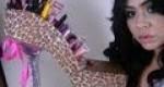 Zapato organizador para cosméticos