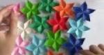 Papiroflexia para hacer flores