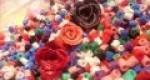 Hacer rosas con arcilla polimérica